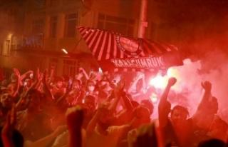 Fatih Karagümrük'te 36 yıl sonra Süper Lig'e...