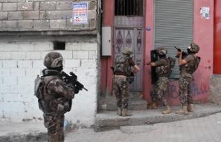 Gaziantep'te PKK operasyonu: HDP İl Başkanı'nın...