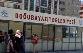 HDP, Doğubayazıt Belediye Başkanı Acar'ı...