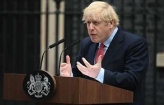 İngiltere Başbakanı Johnson, Kovid-19 önlemlerini...