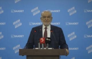 Karamollaoğlu: Danıştay'ın Ayasofya kararını...
