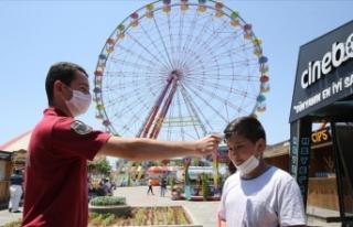 Lunapark ve tematik parklar 'kontrollü sosyal...