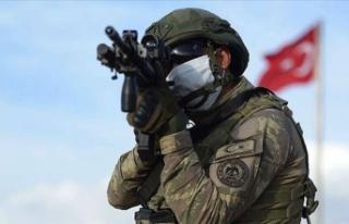 MSB açıkladı! PKK'ya bir darbe daha!