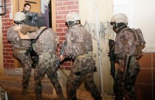 Özel harekat destekli DEAŞ operasyonu: Gözaltılar...