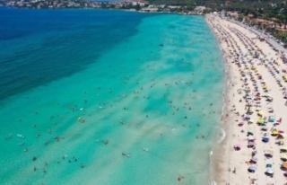 Rus turistlerin Türkiye'de tatil talebi hızla...