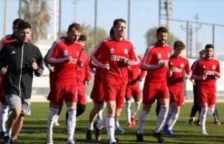 Sivasspor'un yeni sezon kamp programı belli...