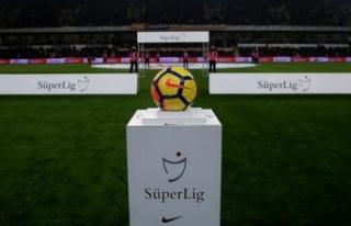 Süper Lig'in 33. hafta maç programında değişiklik
