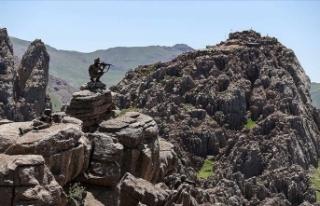 Terör örgütü PKK/KCK'nın 'eylem'...