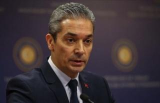 Türkiye AB'nin seyahat kısıtlaması kararını...