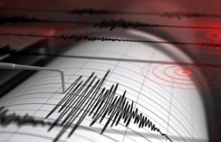 Art arda iki şiddetli deprem!