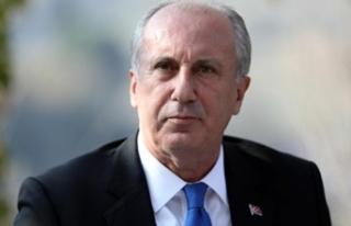 İnce'den CHP'ye tepki: Her hafta bir skandalla...