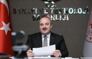 Bakan Varank, Kovid-19 tanısı için Türk bilim...