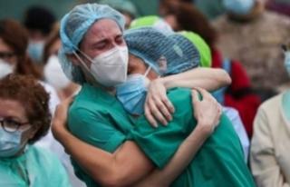 Brezilya'da son 24 saatte 1212 ölüm daha