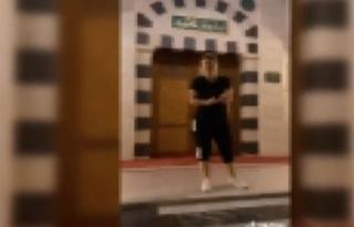 Camide yapılan skandal paylaşıma adli işlem başlatıldı