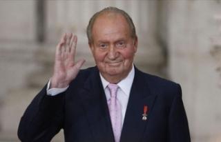 Eski İspanya Kralı Juan Carlos ülkeden ayrılma...