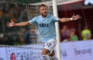 Immobile İtalya Serie A gol krallığını ve Altın...