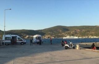 İzmir Foça'da tekne battı: 4 ölü, 1 kişi...