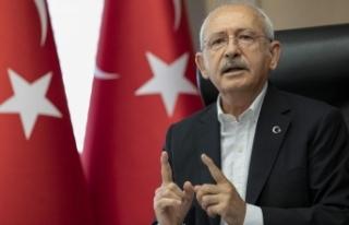 Kılıçdaroğlu'ndan Cumhurbaşkanı adayı açıklaması