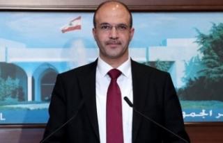 Lübnan Sağlık Bakanı'ndan Erdoğan'a...