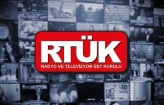 RTÜK'ten hakaret ve asılsız iddialara ceza