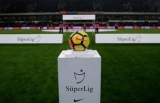 Süper Lig'de ilk 4 haftanın programı belli...
