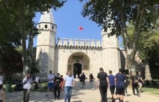 Tarihi Yarımada'daki müzeler ve tarihi camilere...