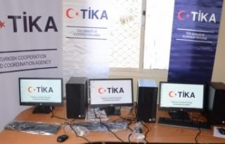 TİKA'dan Somali'de yükseköğrenime destek