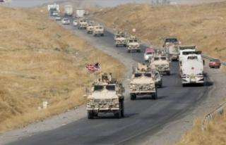 ABD Irak'taki asker sayısını bu ay 3 bine...