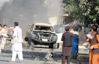 Afganistan'da patlama! Başkan Yardımcısı'nı...