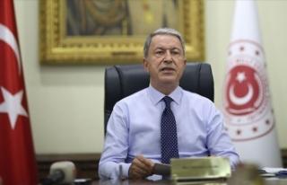 Bakan Akar: Kafkasya'da barışın en büyük engeli...