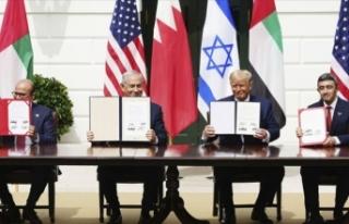 Arap halklarından Filistin sözleşmesine 1 milyon...