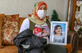 Bir annenin feryadı: Kızımı HDP, PKK için büyütmedim