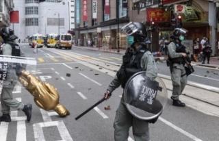 BM uzmanları, Hong Kong'da yürürlüğe giren...