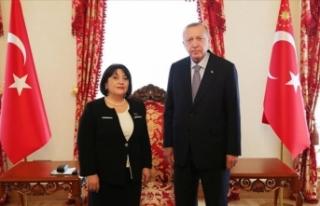 Cumhurbaşkanı Erdoğan, Azerbaycan Milli Meclisi...