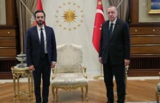 Cumhurbaşkanı Erdoğan, AİHM Başkanı Spano'yu...