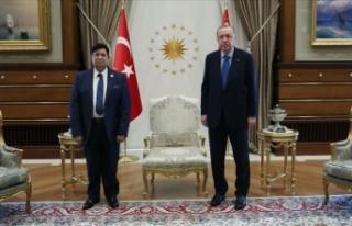 Cumhurbaşkanı Erdoğan, Bangladeş Dışişleri...
