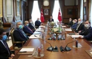 Cumhurbaşkanlığı Yüksek İstişare Kurulu Erdoğan...