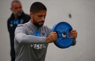 Da Costa, Trabzonspor'dan ayrıldı