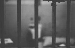 DEAŞ'lı teröristlerin tutulduğu cezaevinde...