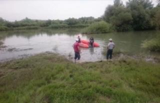 Dicle Nehri'nde kaybolan çocuğun cesedine ulaşıldı