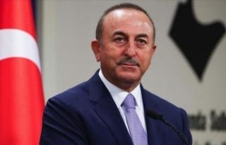 Dışişleri Bakanı Çavuşoğlu: Fransa, AB'nin...