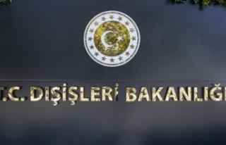 Dışişleri Bakanlığı: Kırım Tatar Türklerinin...