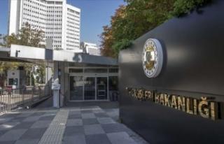 Dışişleri Bakanlığı: Yunanistan'ın NATO...