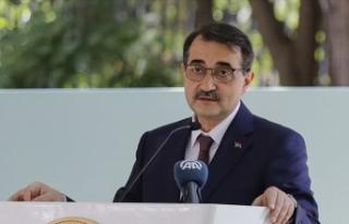 Enerji Bakanı'ndan heyecanlandıran açıklama:...