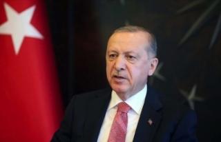 Erdoğan'ın göndermeli twitter paylaşımı