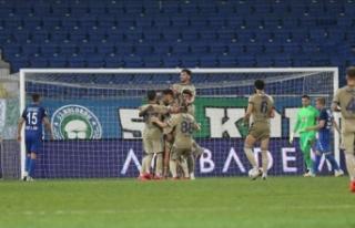 Fenerbahçe ilk maçını kazandı