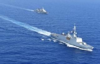 Fransız L'Opinion gazetesi : Fransa Doğu Akdeniz'de...