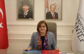 Gaziantep Büyükşehir Belediye Başkanı Şahin:...