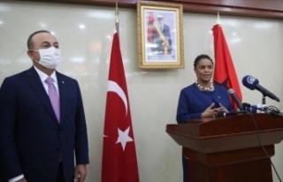 Gine Bissau Dışişleri Bakanı Barbosa: Anlaşmalar...