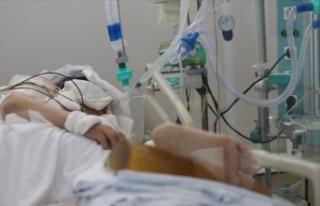 Hematolojik kanser tedavisi görenlerde Kovid-19 daha...
